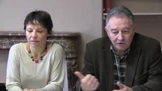 Prise de fonction de la directrice de l'Épic - Avallon (89) - Édition 2017