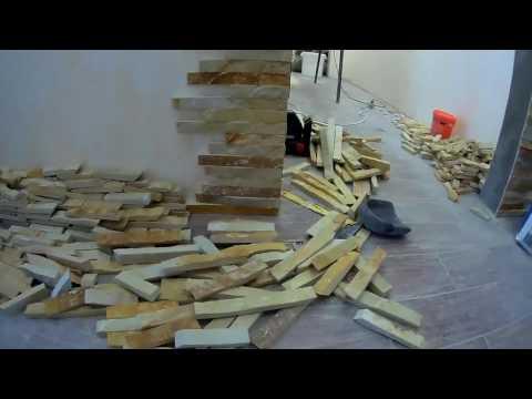 АРКА - облицовка  декоративным камнем - Советы мастера плиточника