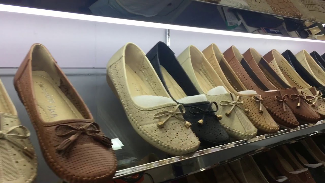 Обувь оптом Китай город Иу оптовый рынок обуви в Китае - YouTube