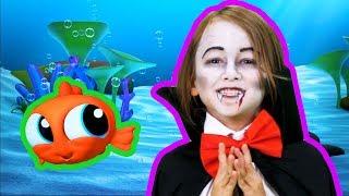 Bebê Tubarão versão Dance   Halloween   Fantasias de Halloween