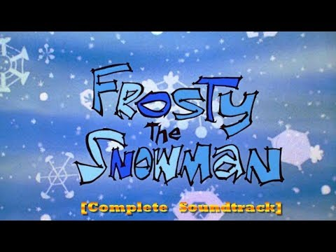 Frosty The Snowman [Complete Soundtrack] (1969)