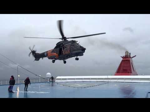 Επιχείρηση έρευνας και διάσωσης Norman Atlantic-Διασώστες Λ.Σ