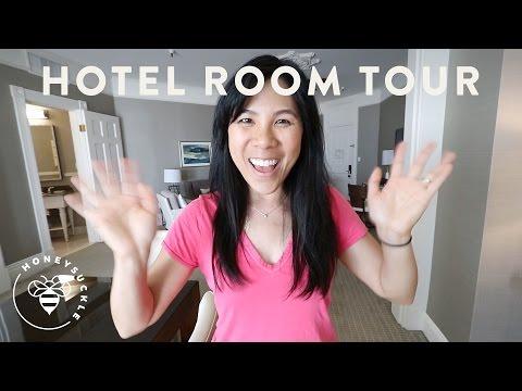 AMAZING Hotel Room Tour at Hotel Del Coronado - VLOG 40
