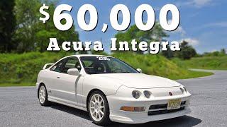 1997 Acura Integra Type-R: Regular Car Reviews