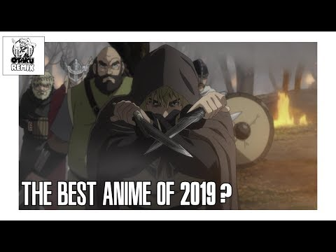 Is Vinland Saga the Best Anime of 2019?