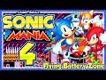 SONIC MANIA # 04 ✨ Flying Battery Zone [HD60] Let's Play Sonic Mania