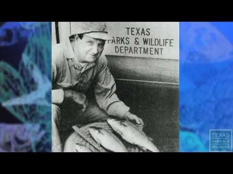 Edward Bonn: 2010 Texas Freshwater Fishing Hall Of Fame - Texas Parks And Wildlife [Official]