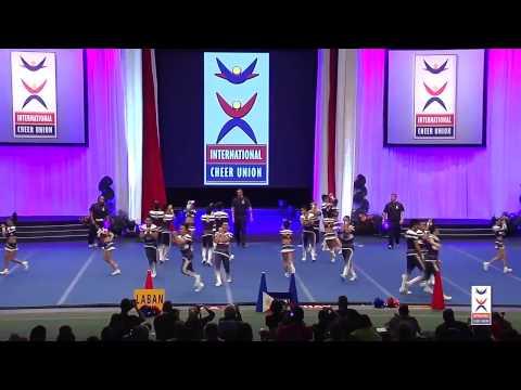 Team Philippines [Coed Elite] - 2015 ICU World Cheerleading Championships