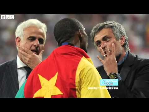 Samuel Eto'o on the 'hatred that turned to love' with Jose Mourinho