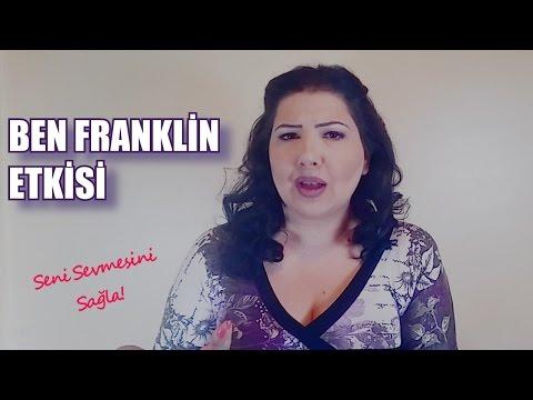 Ben Franklin Etkisi Seni Sevmesini Sagla