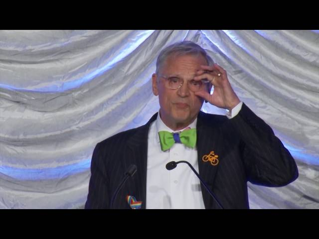 WITA/WITF 2016 Annual Awards Dinner Congressional Leadership Award: Congressman Earl Blumenauer
