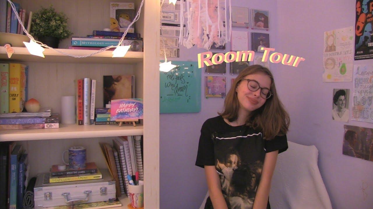 Room Tour Aesthetic Tumblr