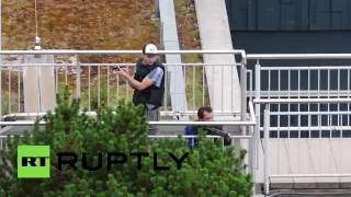 BREAKING VIDEO: Police respond to shooting spree in Munich shopping mall