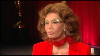 An Interview with Sophia Loren