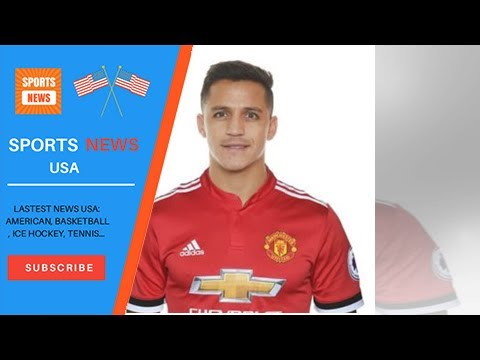 sports shoes 014c4 fb01a Sports News] Alexis Sanchez looks good in Manchester United ...