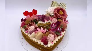 Мои торты идеи украшения тортов фото