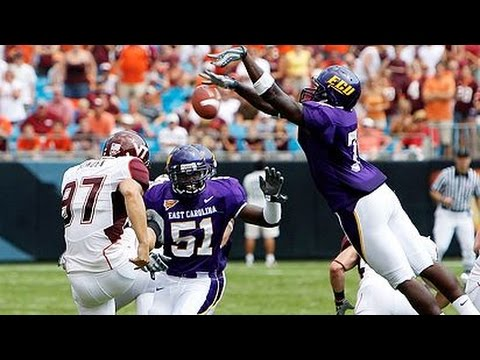 Greatest Moments in ECU Football History
