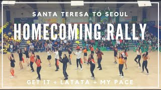 《Comeback Special》 STS (Santa Teresa to Seoul) - GET IT, LATATA, MY PACE MEDLEY 20181018