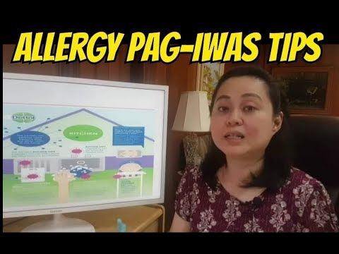 Allergy Pag-Iwas Tips- Doc Willie Ong & Doc Liza Ramoso- Ong #721