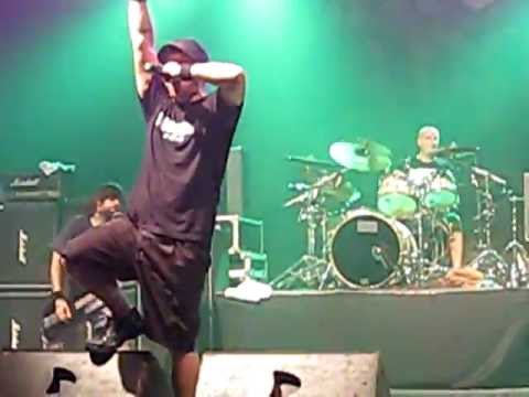 Hatebreed live in Manila - Ghosts Of War (Slayer Cover)