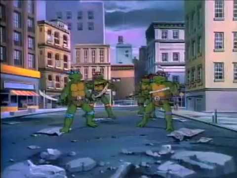 Teenage Mutant Ninja Turtles 1987 intro (HQ).mp4