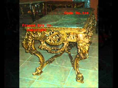 Made In Egypt     French Furniture