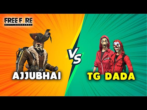 Ajjubhai Vs TG Dada (Taking Revenge for iPhone 13 Pro Max) - Garena Free Fire