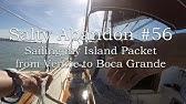 Salty Abandon #53 - NEW Island Packet 349 at #StPeteBoatShow walk