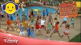 High School Musical 2 | All for One Music Video | Disney Channel UK YouTube Videos