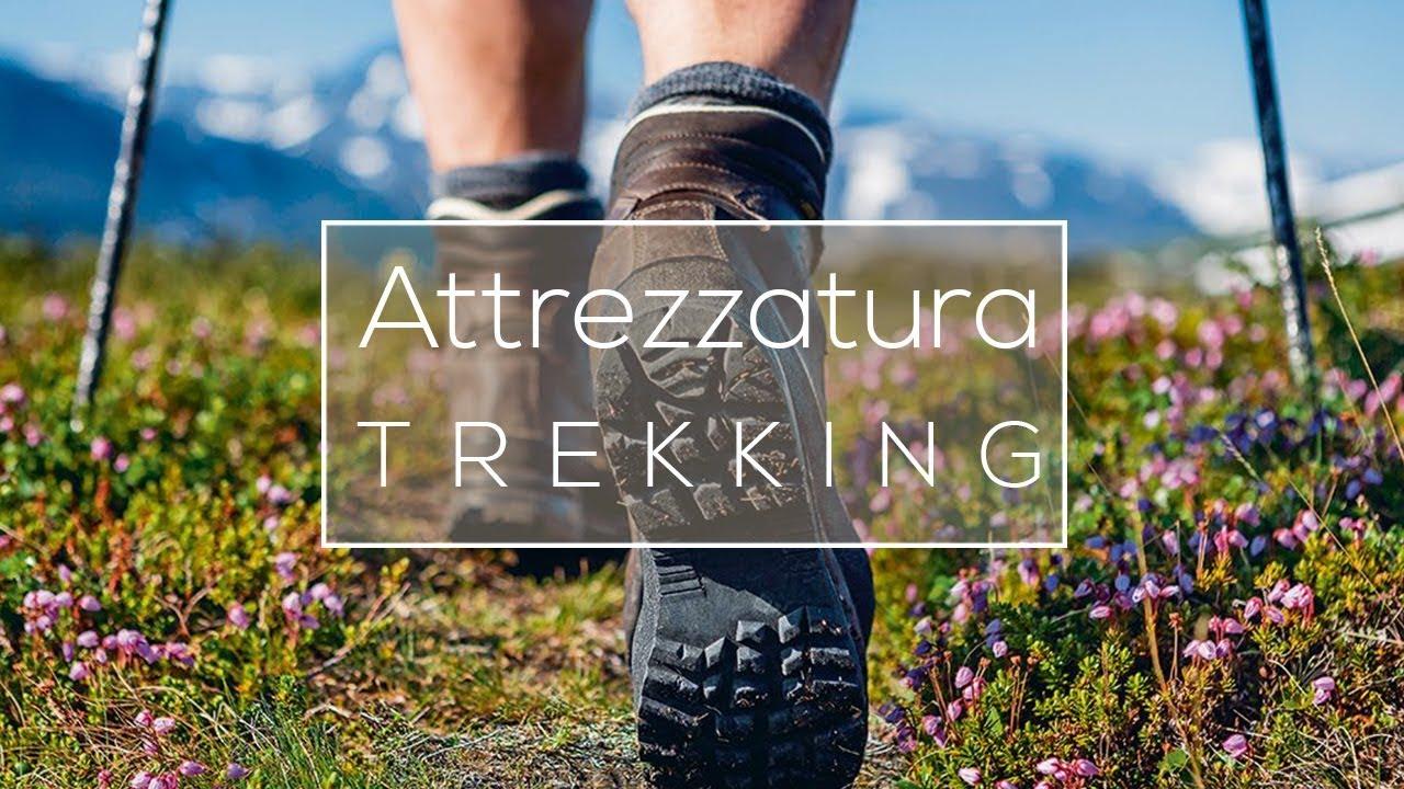 buy popular 1b027 415de Attrezzatura Base per i Trekking ✔ | ItExists