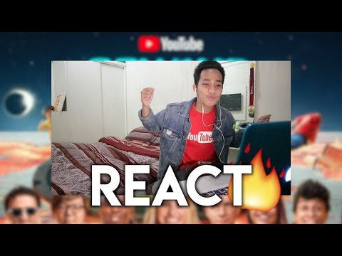 YOUTUBE REWIND JAMAN NOW! - The Shape of 2017 REACT #YouTubeRewind