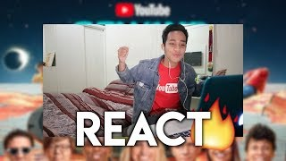 YOUTUBE REWIND JAMAN NOW! - The Shape of 2017 REACT #YouTubeRewind