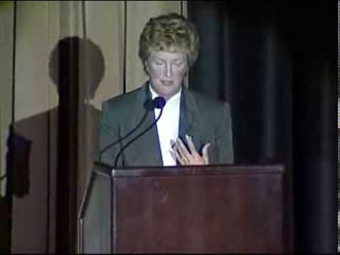 Connecticut Governor Jodi Rell on Ella Grasso, 2004 Annual Induction Ceremony