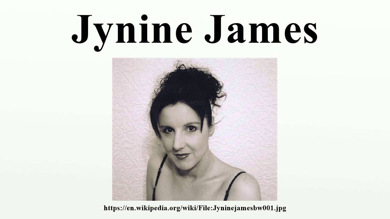 Jynine James (born 1972)