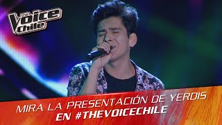 The Voice Chile | Yerdis Rodríguez - Starman