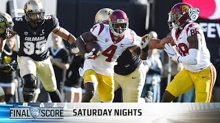 Highlights: USC football tops Colorado to clinch trip to Pac-12 title game