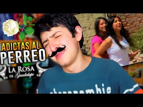 Reacting to LA ROSA DE GUADALUPE * Addicted to PERREO * | Jexs
