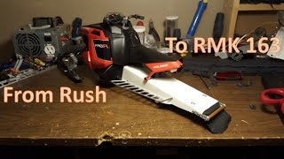 Rush to RMK 3 ~ The Running Boards