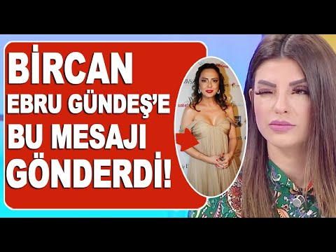 Ebru Gündeş hamile mi değil mi? Bircan Bali o iddiasının arkasında duruyor!