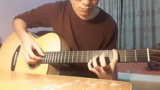[Duy Khoa] Bản tình ca đầu tiên | Guitar cover fingerstyle