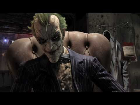 Batman Arkham City | website announcement teaser (2011) Arkham has moved