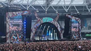 AC/DC Shoot to Thrill Olympic Stadium London June 2016