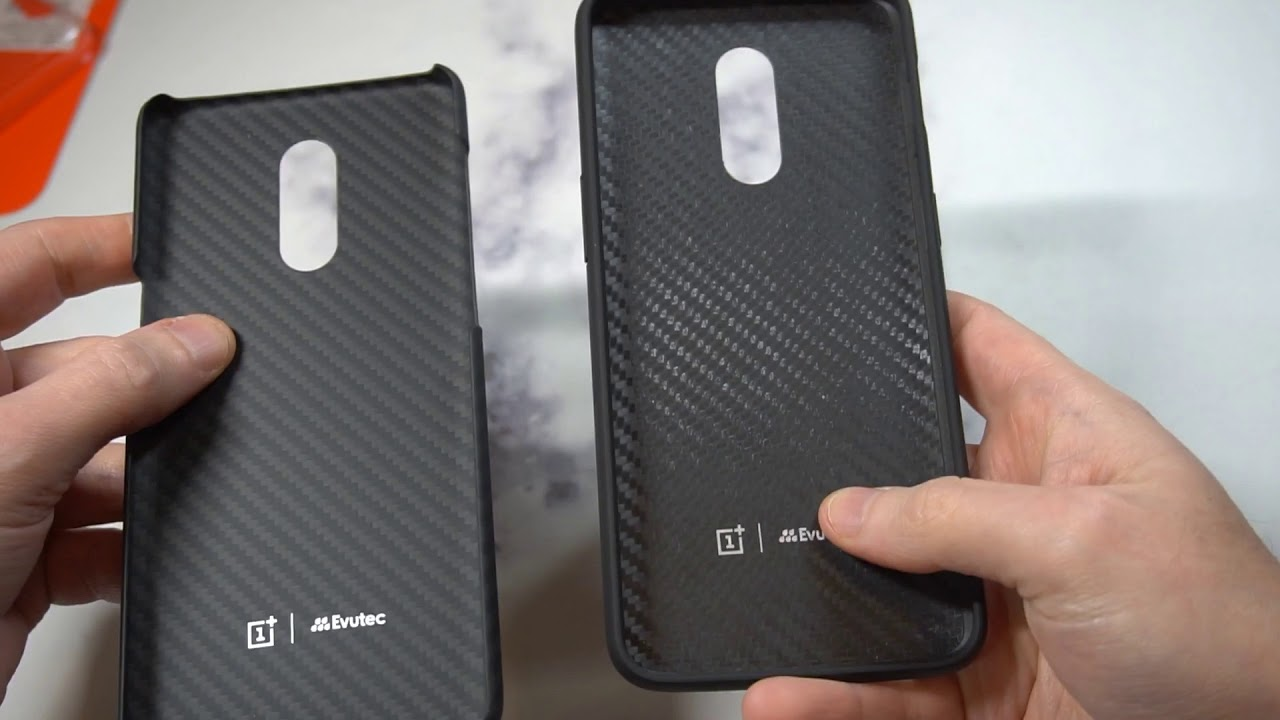 reputable site 4baf1 aa4fe Official Karbon Protective Case For OnePlus 6T Unboxing and Review