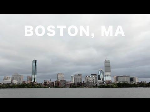 Our Trip to Boston - VLOG