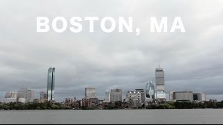 Our Trip to Boston - VLOG