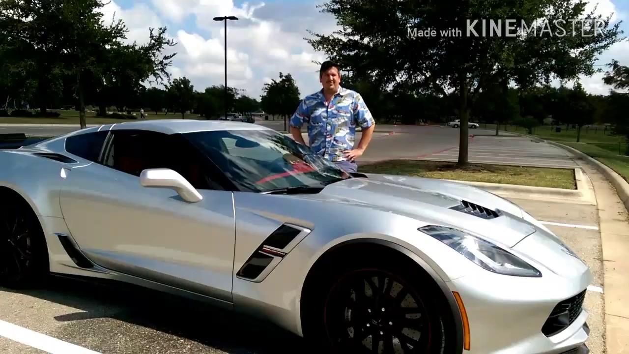 Is it Comfortable? 2018 Corvette Grand Sport