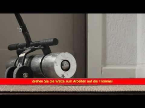 Video Kurzfilm Andrückwalze