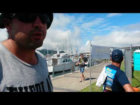 Beach and Boat 2017 with Nick Brown