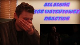 SUPERNATURAL - 12X23 ALL ALONG THE WATCHTOWER REACTION