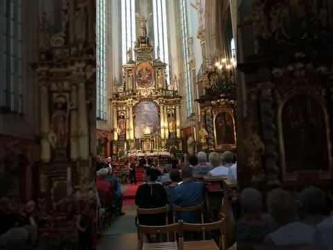 Concert at Church on Tyn, Prague